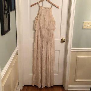 EUC Entro Boho Maxi Dress